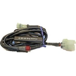 LOWRANCE 120-37 YAMAHA ENGINE INTERFACE CABLE Lowrance Yamaha Engine Interface Cable - Red