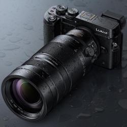 Panasonic Lumix Leica Vario-Elmar 100-400mm F/4-6.3 Lens #H-RS100400