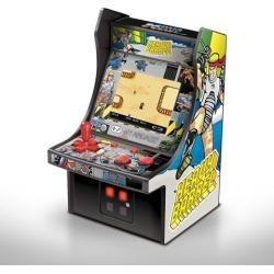 MY ARCADE Data East Heavy Barrel Collectible 6' Retro Micro Arcade Machine Retro Portable Video Game