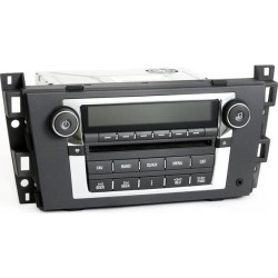 Recertified - 2006 Cadillac DTS Radio AM FM 6 Disc mp3 CD Player with Aux Input Part 15847689 found on Bargain Bro India from Newegg Business for $185.00