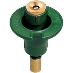 Orbit 54029 Quarter Circle Plastic Pop-Up Sprinkler Head with Brass Nozz
