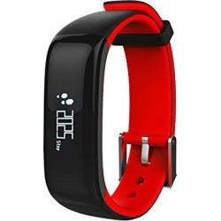 Jieyuteks Wearable Health Fitness Tracker with Heart Rate Monitor and Blood Pressure Sports Smart Wristband Pedometer Smart Bracelet Bluetooth.