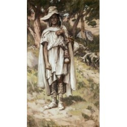 Posterazzi SAL999184 The Prodigal Son James Tissot 1836-1902 French Poster Print - 18 x 24 in.