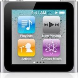 Apple iPod nano (6th Generation) 1.54