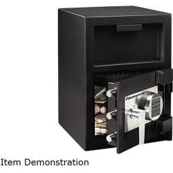 Sentry Safe DH-109E Depository Safe, 1.3 ft3, 14w x 15-3/5d x 24h, Black found on Bargain Bro India from Newegg Canada for $733.09