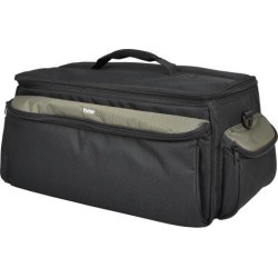 Vivitar Pro Camera and Camcorder Carry Case (VIV-RGC-12 / VIVRGC12) Deluxe Design / Heavy Duty / Shock Proof / Water Resistant