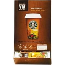Starbucks VIA Ready Brew Colombia Coffee 50 ct.