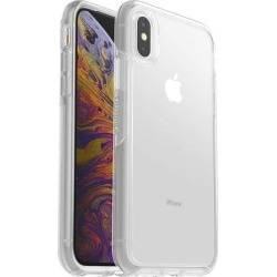 OtterBox SYMMETRY CLEAR SERIES Case for iPhone X (ONLY) - Frustration Free Packaging - CLEAR
