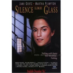 Posterazzi MOVCH3654 Silence Like Glass Movie Poster - 27 x 40 in.