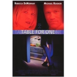 Posterazzi MOVGH7073 A Table for One Movie Poster - 27 x 40 in.