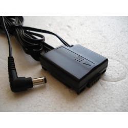 NEW PANASONIC Coupler for Camera Battery VW-VBD07 VW-VBD070 VW-VBD140 VW-VBD210