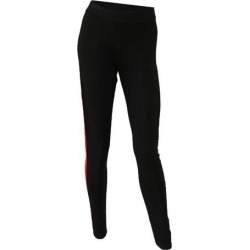 Womans Stretchy Capri Yoga Pants Body-Shaping Workout Leggings S Red