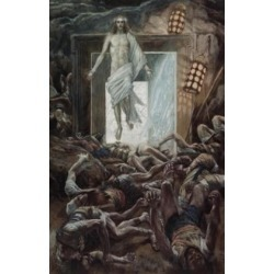 Posterazzi SAL999328 The Resurrection James Tissot 1836-1902 French Poster Print - 18 x 24 in.