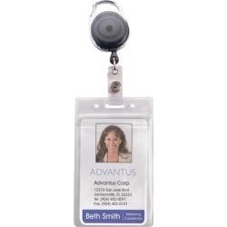 Advantus Badge Reel Holder Combo Pack found on Bargain Bro India from Newegg for $26.99