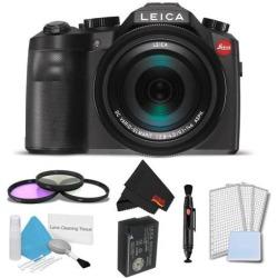 Leica V-LUX (Typ 114) Digital Camera Accessory Bundle