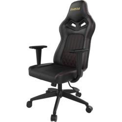 Gamdias Achilles E3 RGB Gaming Chair - Red Thread