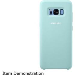 SAMSUNG Blue Silicone Cover (Galaxy S8) EF-PG950TLEGCA