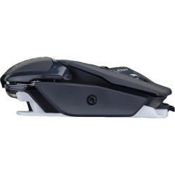 MAD CATZ The Authentic R.A.T 4+ Optical Gaming Mouse - Black