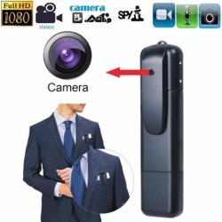 1080P HD mini camera hidden spy camera portable pocket video recording pen DVR