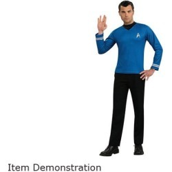Star Trek Spock Costume Adult Medium found on Bargain Bro Philippines from Newegg for $22.99