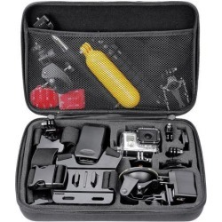 Neewer EVA 12.8x8.46x2.48'/32.5x21.5x6.3cm Shockproof Carrying Case for Gopro Hero 1/2/3/3+/4,SJ4000/5000/6000 Camera and Accessories with Handle