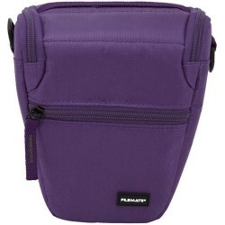 FileMate 3FMCG202PU0-R Purple Deluxe SLR Camera Sleeve