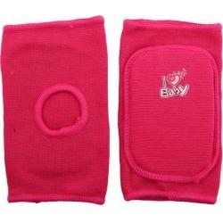 Girl Arm Sleeve Band Workout Support Elastic Sport Elbow Brace Wrap Fuchsia Pair