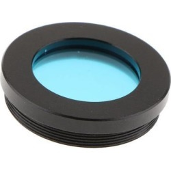 Telescope Eyepiece Lens Color Filter Set for Moon Planet Nebula Star Blue