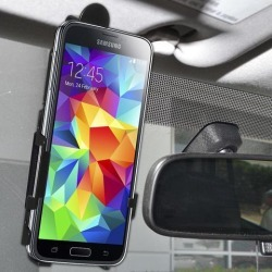 Amzer Anywhere Magnetic Vehicle Mount for Samsung GALAXY S5 SM-G900