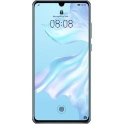 Huawei P30 Dual/Hybrid-SIM 128GB ELE-L29 Factory Unlocked 4G/LTE Smartphone - Breathing Crystal