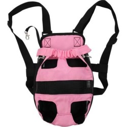 Dog Treat Pouch Training Waist Sports Bag Carry Pet Toys Dog Training Accessory Front Mesh Pocket Easily Carries Medium Size Pink found on Bargain Bro India from Newegg Canada for $16.66