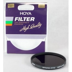Hoya 82mm Infrared R72 (720nm) Special Effect Filter - Made in Japan B-82RM72-GB