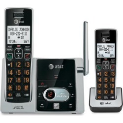 AT & T CL82213 DECT 6.0 Cordless Phone