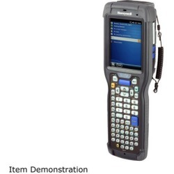 Honeywell CK75 Alphanumeric Ultra Rugged Handheld Mobile Computer - 1.5GHz Dual Core/2GB RAM/16GB Flash/WEH6.5 English/Bluetooth/Cold Storage.