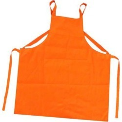 Cotton Kitchen Chef Waterproof Apron Working Uniform for Business Domestic