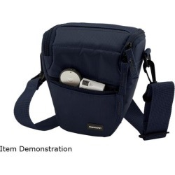 FileMate 3FMCG202NV0-R Navy Deluxe SLR Camera Sleeve