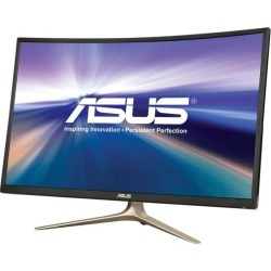 ASUS VA327H 32' (Actual size 31.5') Full HD 1920 x 1080 4ms 2 x HDMI, VGA Asus Eye Care Flicker-Free Low Blue Light Built-in Speakers LED Backlit.