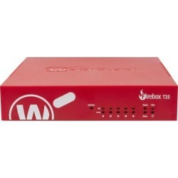WATCHGUARD Firebox T35 Security Appliance with 3-yrs Basic Security Suite US (WGT35033-US)