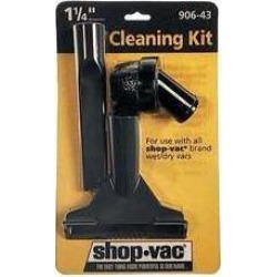 Shop Vac 906-43-19 1-1/4' Household Cleaning Kit