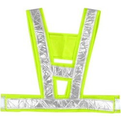 Reflective Mesh Design Security Vests for Jogging Traffic Safety Green found on Bargain Bro India from Newegg Canada for $11.92