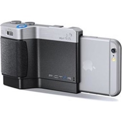old and discontinued pictar plus camera grip for iphone 6 plus, 6s plus, se, 7 plus, 8 plus, iphone dslr your iphones camera!