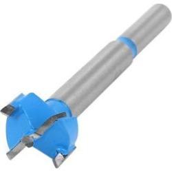 18mm Cutting Dia Carpenter Woodworking Carbide Tip Hinge Boring Bit Blue