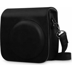For Fujifilm Instax Mini 9 / Mini 8 / 8+ Instant Camera Case Bag Cover - Black