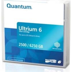 Open Box - Quantum LTO6 WORM DATA CARTRIDGE 2.5 / 6.25 TB (MR-L6MQN-02)