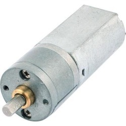 DC 12V 100R/Min High Torque Electrical Low Speed Reduction Gear Box DC Motor