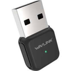 Wavlink Superspeed AC600 USB Wireless Adapter 600Mbps WIFI Dongle Dual Band 2.4GHz/5GHz 802.11 ac/a/b/g/n WEP, WPA/WPA2 thernet Network LAN Card.