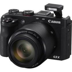 Canon G3 PowerShot X Digital Camera (Black)
