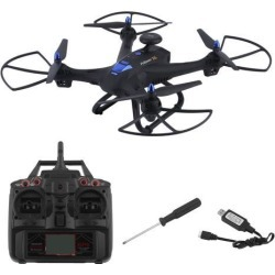 X183 Wifi Drone With 2MP HD Camera Portable GPS Brushless Quadcopter 6-Axles RC Quadcopter Compact Photography Video Device
