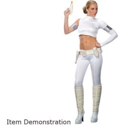 Star Wars Padme Amidala 2 Pc Costume found on Bargain Bro India from Newegg for $26.99