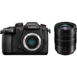 Panasonic Lumix DC-GH5S Mirrorless Micro Four Thirds Digital Camera with 12-60mm Lens